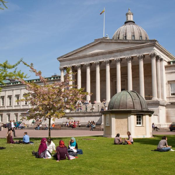 University College London building